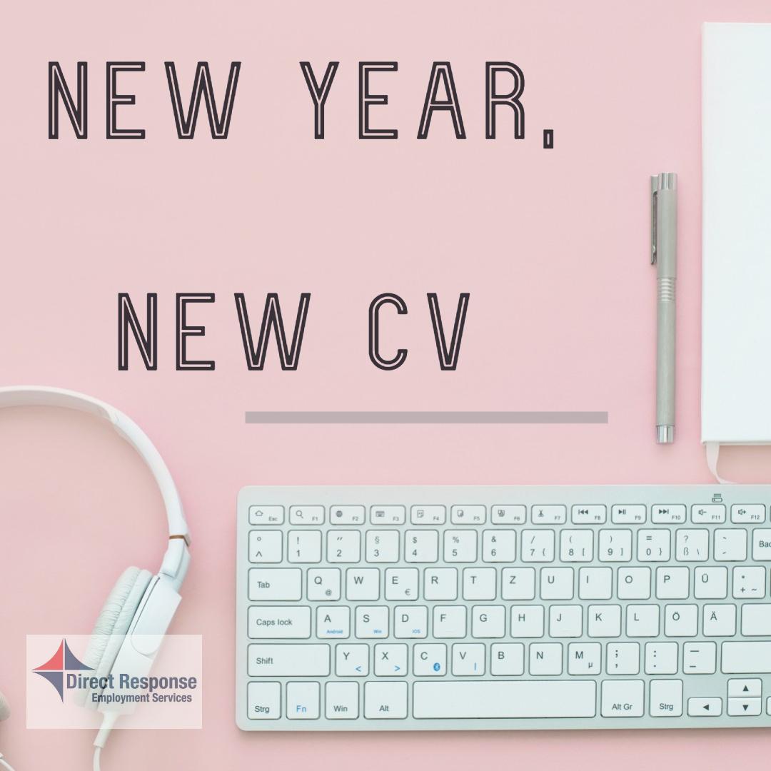 new year new cv