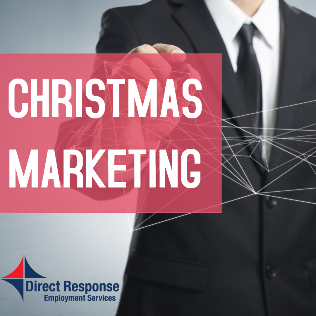 Christmas marketing guide from Direct Response Employment