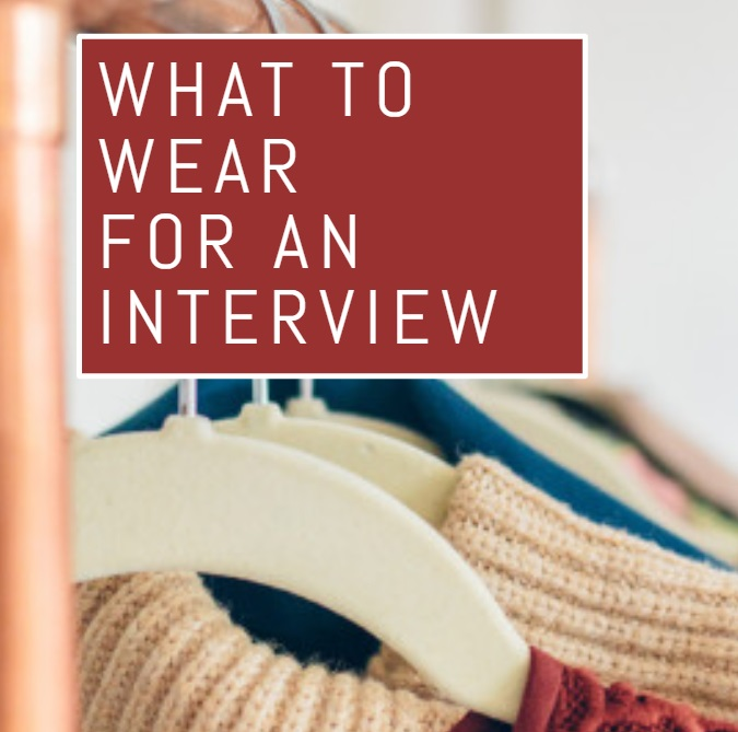What to wear for a job interview in Wiltshire